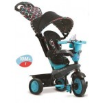 Smart Trike - Tricicleta Boutique 4in1 Blue
