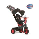 Smart Trike - Tricicleta Boutique 4in1 Red