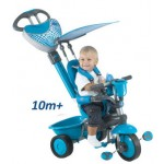 Smart Trike - Tricicleta Smart Trike 3 in 1 Zoo Dolphin