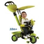 Smart Trike - Tricicleta Smart Trike 3 in 1 Zoo Frog