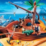 Playmobil - Pirates: Super set Insula piratilor