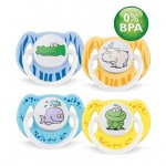 PHILIPS AVENT - Set 2 suzete din silicon Design 6+ 0% BPA
