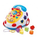 Baby Mix - Telefon multifunctional Be Smart