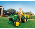 Peg Perego - Tractor JD Ground Force