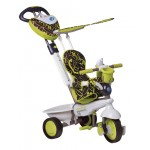 Smart Trike - Tricicleta Dream 4 in 1 Green - Touch Steering