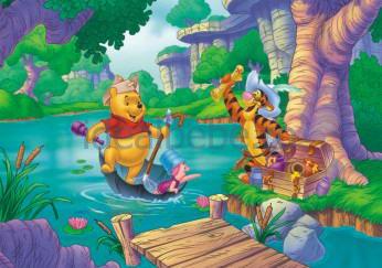 Dino - Winnie the Pooh Pirat 200 piese
