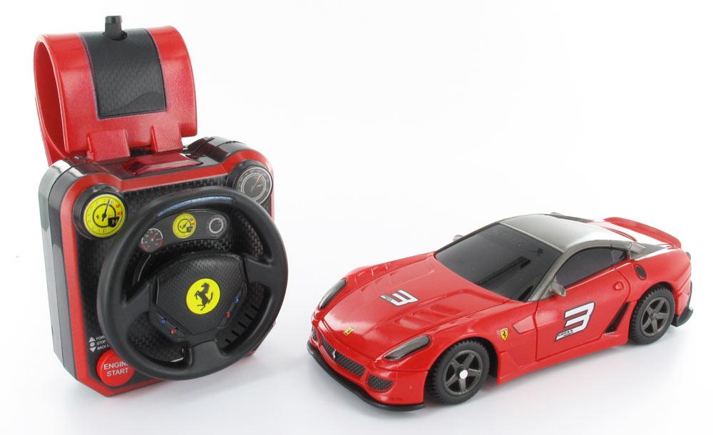 Bburago - FERRARI 599 XX RC Racers