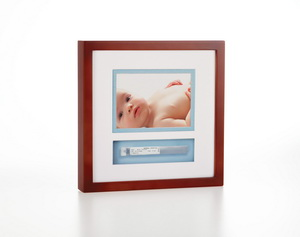Pearhead - Baby rama pentru bratara culoarea mahon