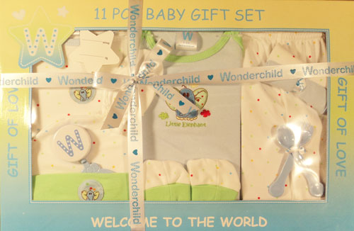 Wonder Child - Set cadou 11 Little Elephant