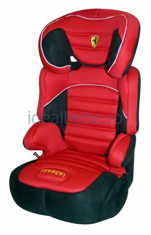 Kids im Sitz - Scaun auto Be Fix SP Ferrari