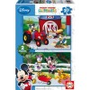 Educa - Puzzle Mickey Mouse 2 x 201