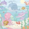 Walltastic - Tapet pentru Copii Baby Under the Sea1