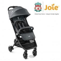 Joie - Carucior ultracompact Pact Flex 0 luni+ Black Liverpool