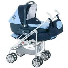 CAR BABY - Carucior Basic Tris