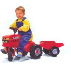 Falk - Tractor Fiatagri si Remorca