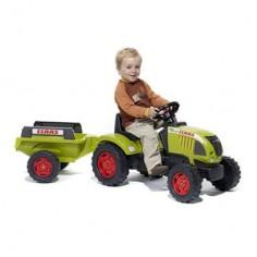 Falk - Tractor cu Remorca Claas