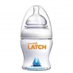 Munchkin LATCH - Biberon cu Supapa Anticolici , 120 ml, 0+
