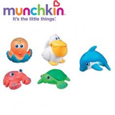 Munchkin - Set 5 jucarioare de baie