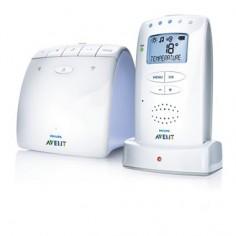Philips Avent - Sistem DECT de monitorizare pentru copii SCD 520