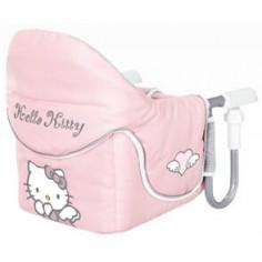 Brevi - Scaun de luat masa DINETTE - Hello Kitty