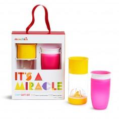 Munchkin - Set Miracle Pink/Yellow