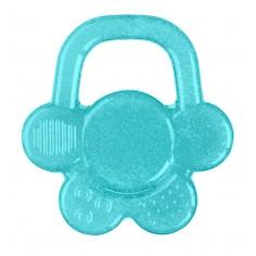 Inel gingival cu gel Floricica Albastru
