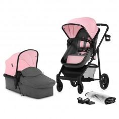 Kinderkraft - Carucior 2 in 1 JULI Pink