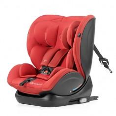 KinderKraft- Scaun auto Isofix MYWAY Red , 0-36 kg