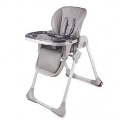 Kinderkraft - Scaun de masa YUMMY Grey