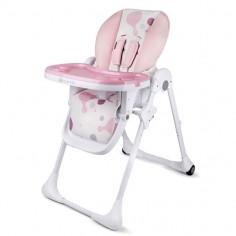 Kinderkraft - Scaun de masa YUMMY Pink