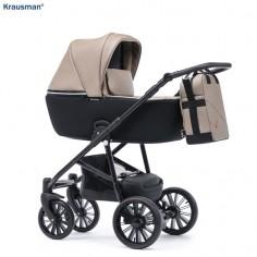 Krausman - Carucior 3 in 1 Verano Lux Beige