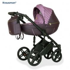 Krausman - Carucior 3 in 1 Nexxo Purple LIMITED