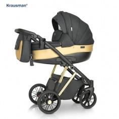 Krausman - Carucior 3 in 1 LEXXO Gold