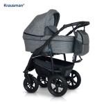 Krausman - Carucior Trend Grey Prestige