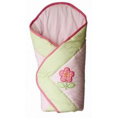 Faretti - Patura Layette Princess pink