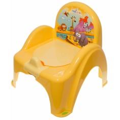 Mini toaleta Safari Galbena