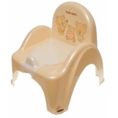 Olita tip scaunel Lux Bear Cappucino