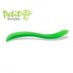 Petit Terraillon - Lingurita din silicon Green