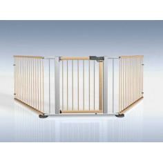 Reer - Poarta de siguranta din lemn de fag Paul REER AH237