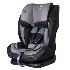 Kinderkraft - Scaun auto Gravity Grey 9-36kg
