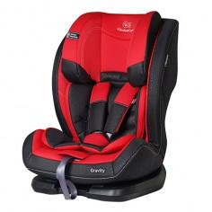 Kinderkraft - Scaun auto Gravity Red 9-36kg