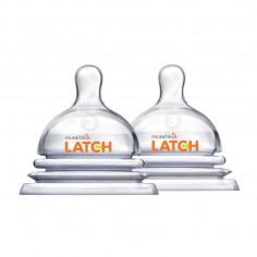 Munchkin LATCH - Tetina anticolici 6+ 2buc