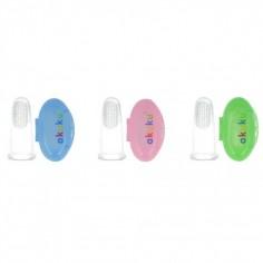 Akuku - Degetar pentru masarea gingiilor cu cutie - A0263