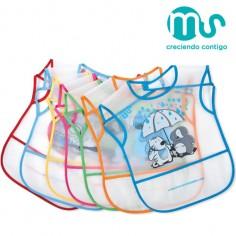Innovaciones Ms - Set 7 bavete din pvc