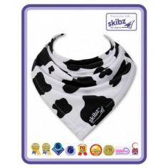 Skibz - Bavete Black White Cow