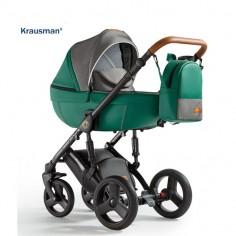 Krausman - Carucior 3 in 1 Nexxo Green