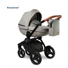 Krausman - Carucior 3 in 1 Topaz Lux Grey