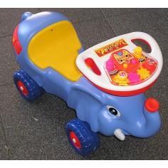 Jucarii bebe - Masina elefant copii