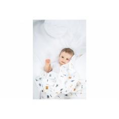 Babymoov – Paturica din muselina cu design Dandy