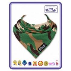 Skibz - Bavete Khaki Camouflage Jersey